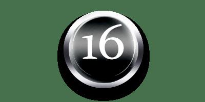 """16"""" Street Wheels Package"""