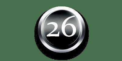 """26"""" Street Wheels Package"""