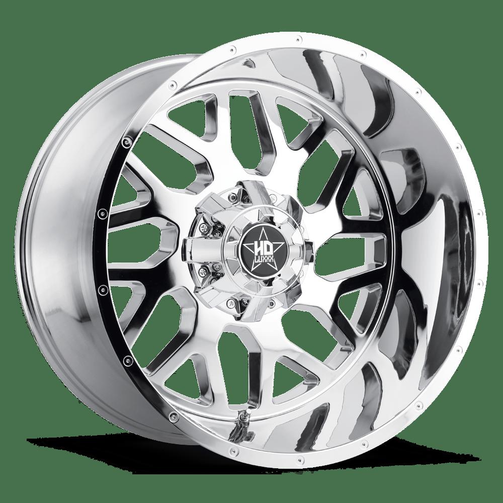 Chrome Wheel Paint
