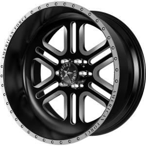 American Force FP Wheels ALPHA SF6 Custom Paint