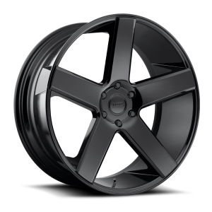 DUB Wheels Baller 24X10 Gloss Black