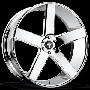 DUB Wheels Baller 24X9 Chrome