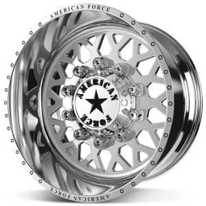 American Force FP Wheels EVO SSBR Custom Paint