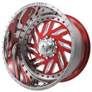 American Force FP Wheels FAZE MP8 Custom Paint