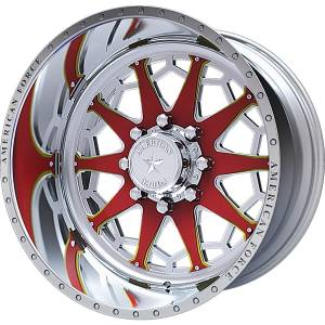 American Force FP Wheels Knight FP8 Custom Paint