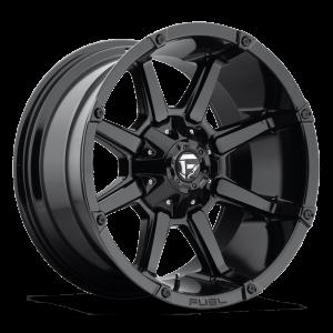 Fuel Coupler D575 20X9 Gloss Black