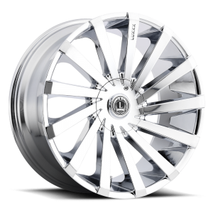 Luxxx Wheels Lux 13 22X8.5 Chrome