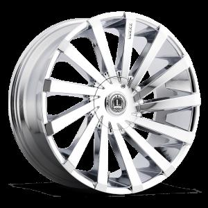 Luxxx Wheels Lux 13 20X8.5 Chrome