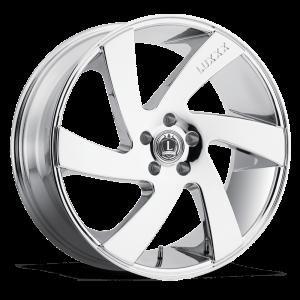 Luxxx Wheels Lux 10 24X10 Chrome