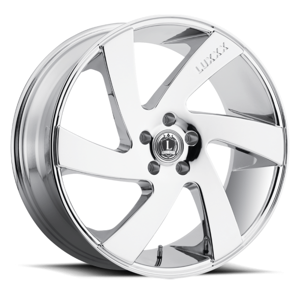 Luxxx Wheels Lux 10 26X10 Chrome