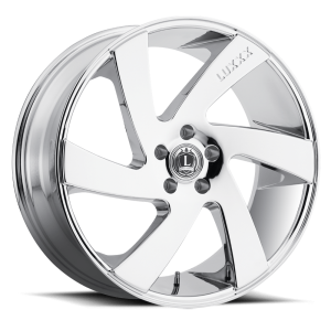 Luxxx Wheels Lux 10 20X8.5 Chrome