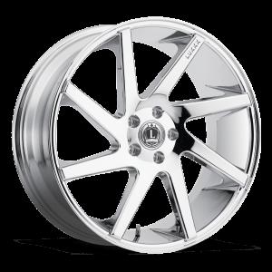 Luxxx Wheels Lux 8 22X8.5 Chrome