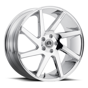Luxxx Wheels Lux 8 26X10 Chrome