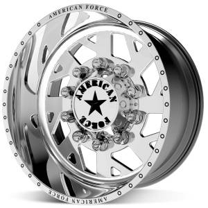 American Force FP Wheels MAN O' WAR SSBR Custom Paint