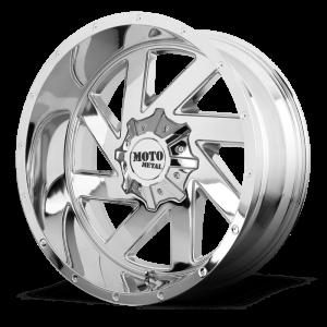 Moto Metal MO988 20X12 Chrome