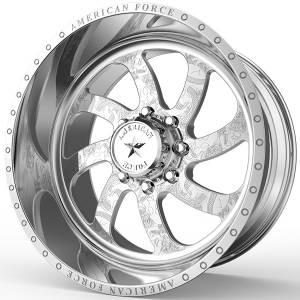 American Force FP Wheels NEO ES Custom Paint
