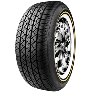 VogueTyre Custom Built Radial Wide Trac Touring Tyre II 215/65R15