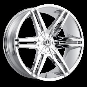 Luxxx Wheels Lux 16 20X8.5 Chrome