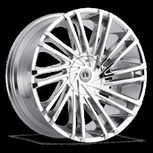 Luxxx Wheels Lux 17 20X8.5 Chrome