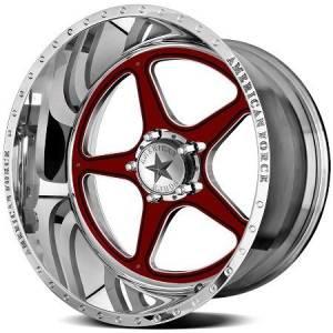 American Force FP Wheels Master FP5 Custom Paint