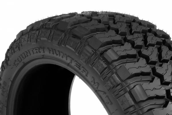 Fury Tires Country Hunter M/T LT37X13.50R24 126Q LOAD F/12