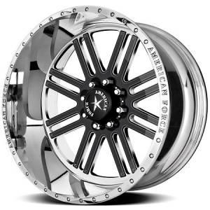 American Force FP Wheels VECTOR FP8 Custom Paint