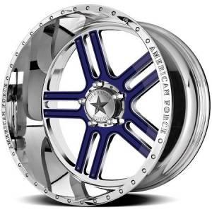 American Force FP Wheels VECTOR FP5 Custom Paint